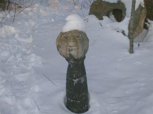 Snow at Fernwood