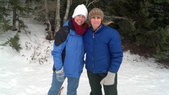 Denise and Kari