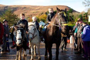 Gap of Dunloe Horse Fair